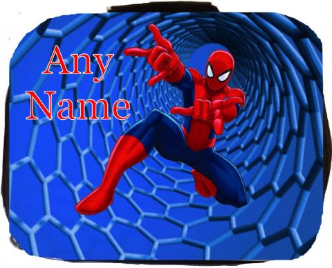 Spiderman Lunch Bag 2